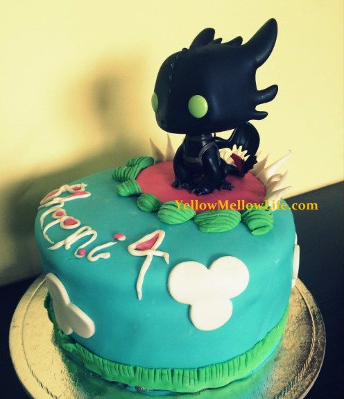 How To Train Your Dragon Birthday Party