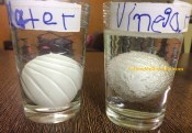 Easy science activity at home