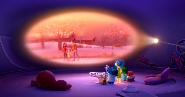 Inside Out Review and What Did The Parent Inside Me Learn From It