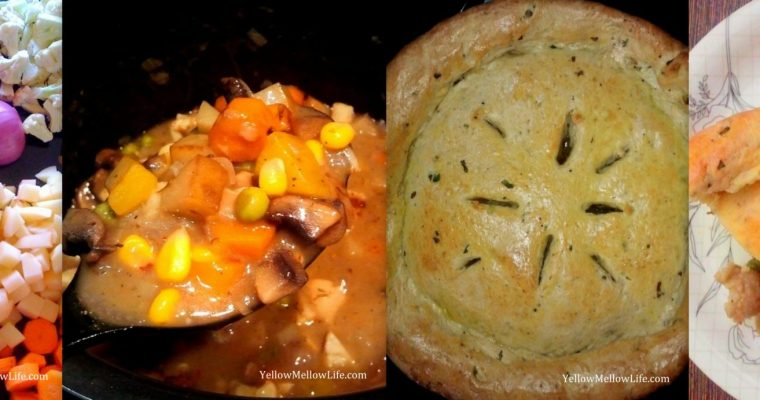 Happy Vegetarian Thanksgiving With A Fantastic Vegetable Pot Pie Recipe