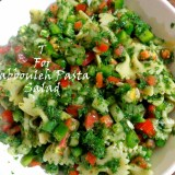 Making Tabbouleh Without Bulgur