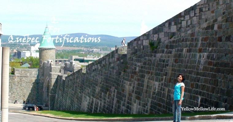 Québec – Fortifications of Québec National Historic Site