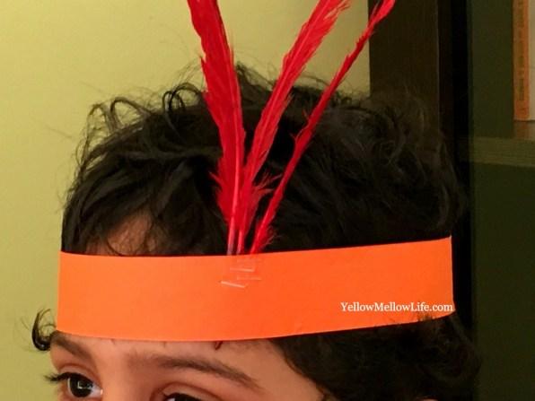 Head gear for rio birthday party