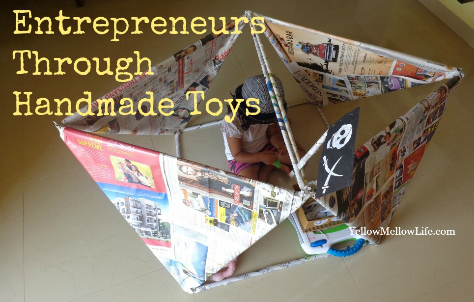 Why and How of Teaching Entrepreneurship To Kids