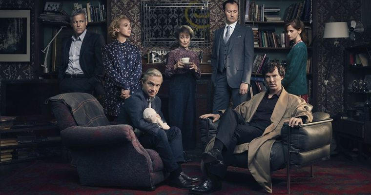 Sherlock The Lying Detective Review – It Is Dark, Dramatic and Dizzying