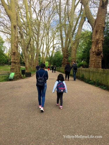 Weekly Diary of Blogger Mom April