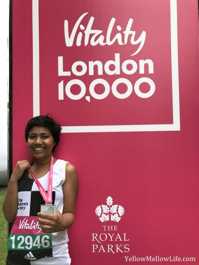 Vitality London 10000 2017