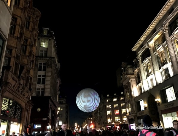 Lumiere London Light Festival