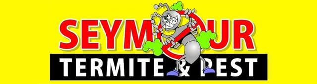 Visit website for Seymour Termite & Pest Management in a new window