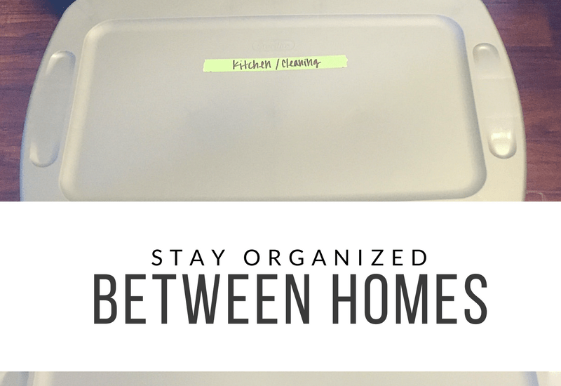 Moving Tips | Stay Organized When Moving, Stay Organized Between Homes | FREE MOVING GUIDE INSIDE || Yellow Rose Life ||