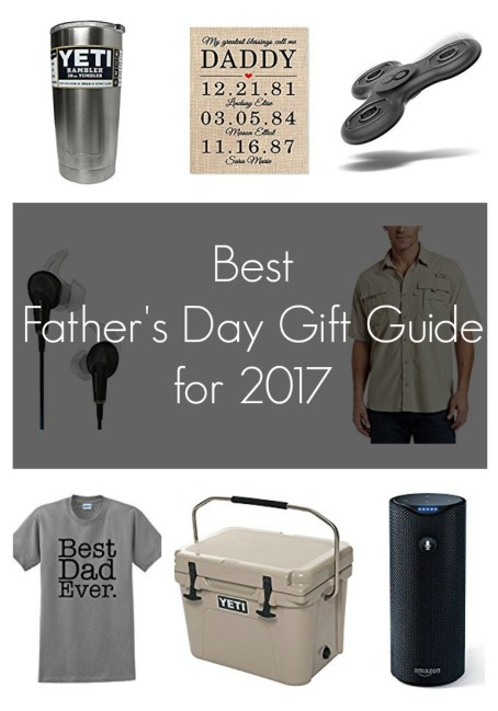Get the perfect Father's day gift this year! I have compiled the best list of gift ideas: Gift's to Impress, Gift's Under $50, and Personalized Gifts. || Yellow Rose Life ||