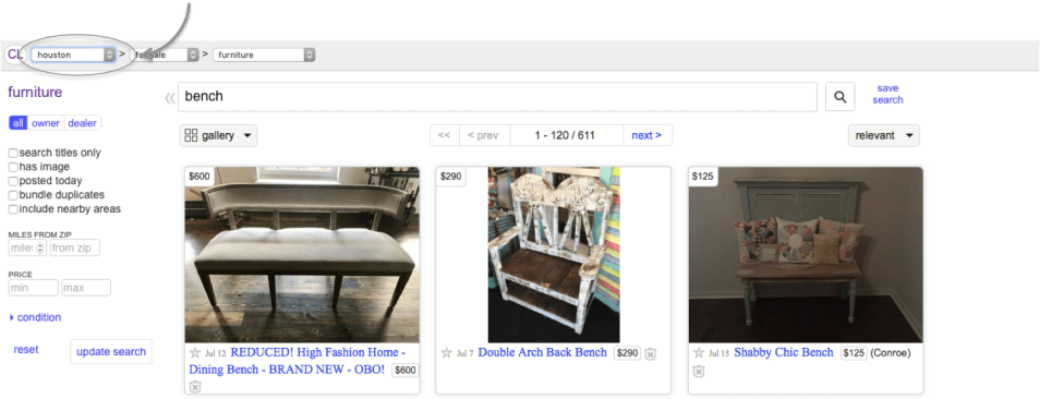 Craigslist Search Secrets!