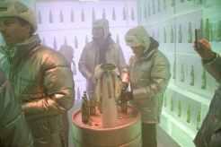 Heineken Xtra Cold Truck