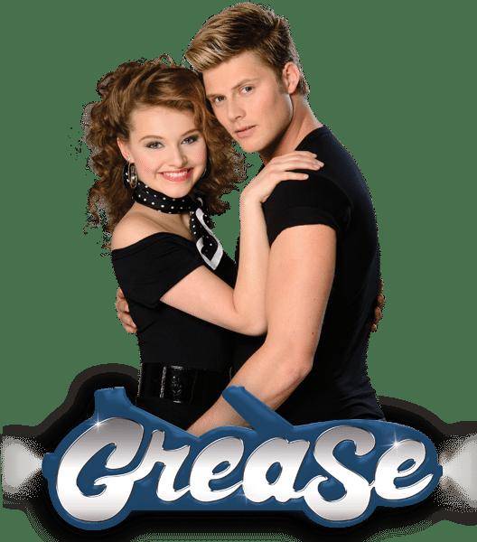 Sandy & Danny in Grease