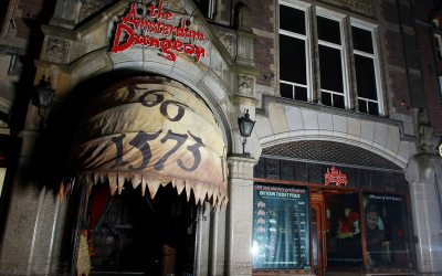 The Amsterdam Dungeon showcontrol