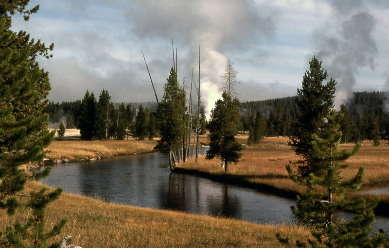Yellowstone National Park Address