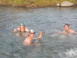 Yellowstone Water Runoff