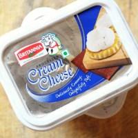 Product Review :Britania Cream Cheese