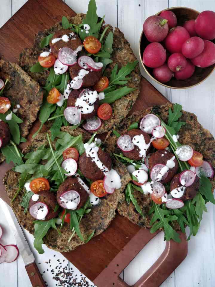 Product Review:Kalchi -Veg Shammi Kebab