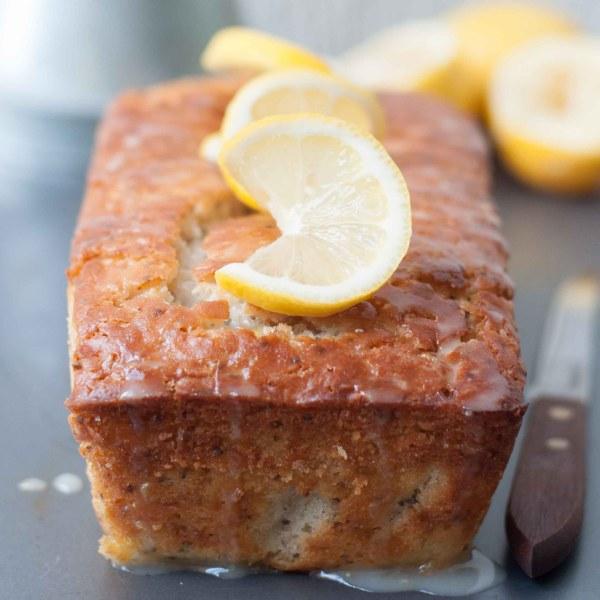 Lemon Chia Seed Cake