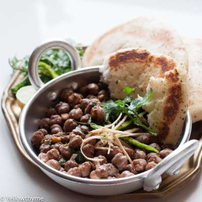 Authentic Pindi Channa Recipe