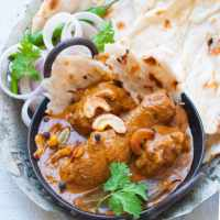 Instant Pot Mughlai Chicken Korma Recipe
