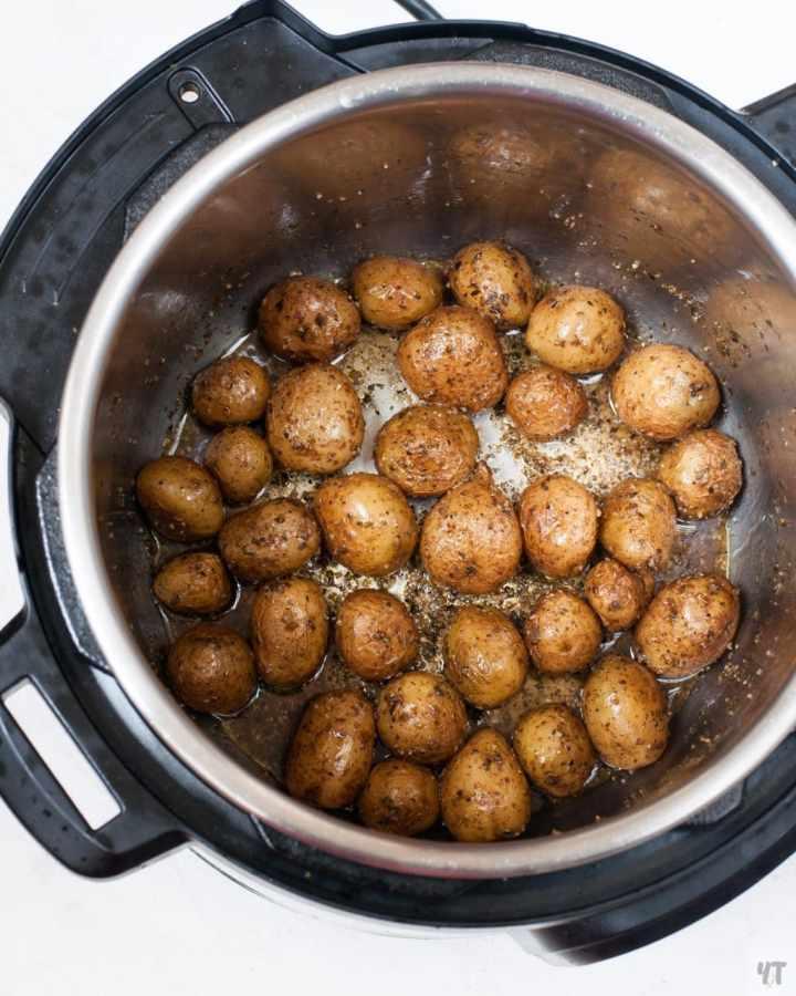 Instant Pot Roast Potatoes