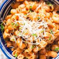 Pasta with Chickpeas -Pasta e Ceci