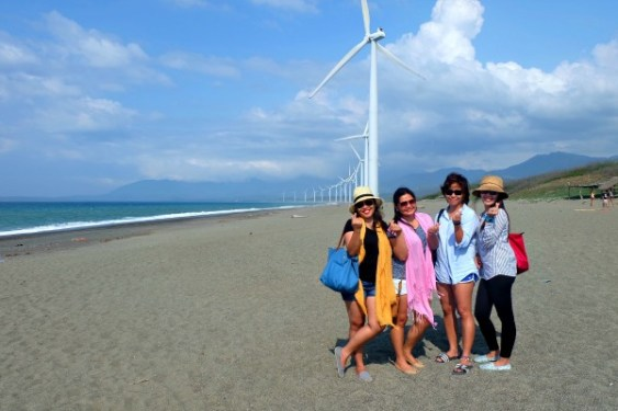 Bangui Windmills_group picture
