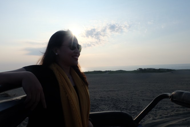 Paoay Sand Dunes_ Solo Pic 2
