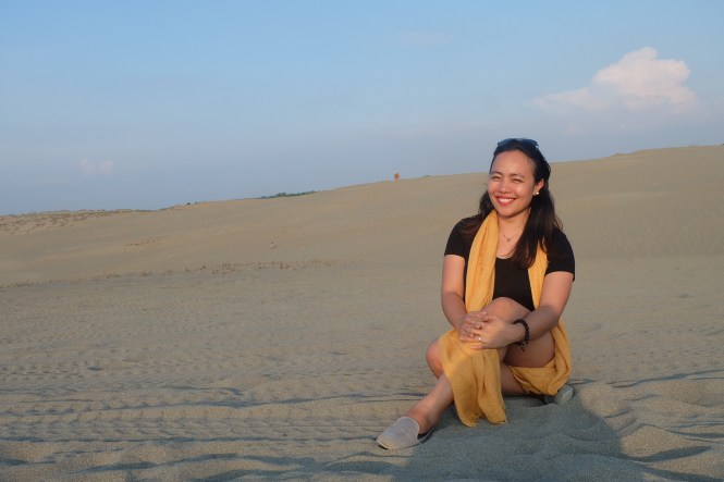 Paoay Sand Dunes_Solo Pic