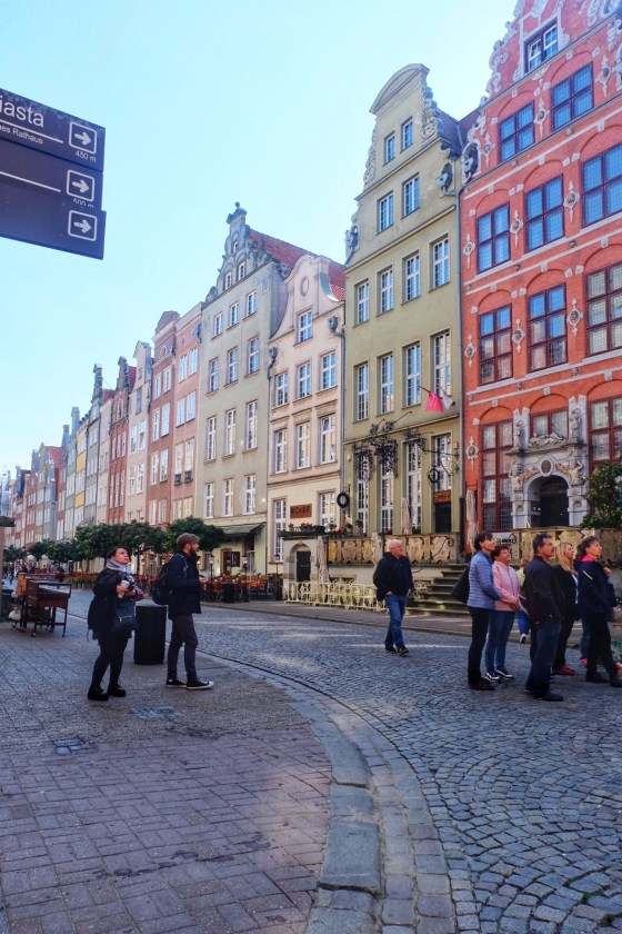 Old Town Gdansk Poland