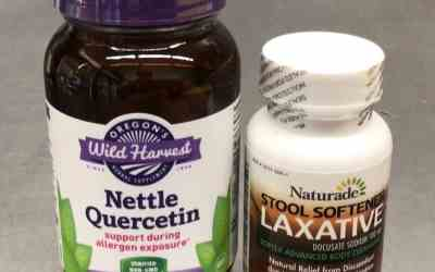 QUERCETIN and NATURADE