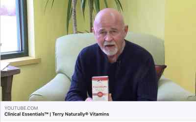 Terry Naturally Essential Vitamins