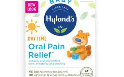 Baby Oral Pain Relief