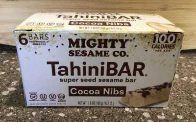 Sesame (Halva) Bars