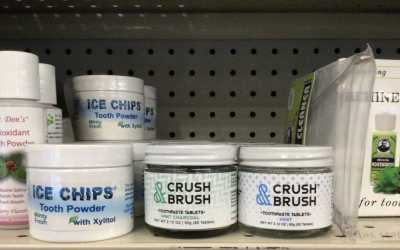 Crush & Brush Toothpaste
