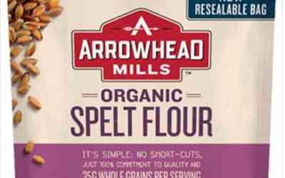 Organic Spelt Flour