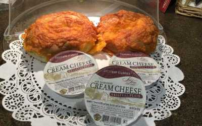 Single serve Sierra Nevada Cream Cheese