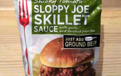 Sloppy Joe Skillet Sauce