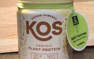 KOS Organic Plant Based Protein