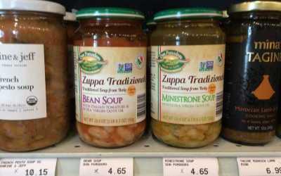 Don Pomodoro Italian Bean and Minestrone Soups