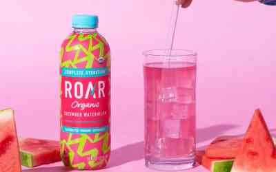 Organic Roar; Complete Hydration with Electrolytes