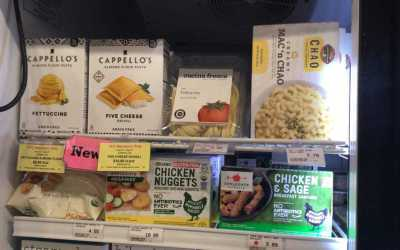 Cappello's Almond Flour Five Cheese Ravioli