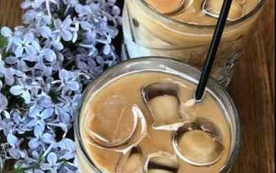 Blue Lotus Chai: Traditional Iced Chai