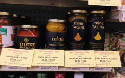 October Special: Mina Moroccan Tangine Sauces