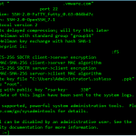 Authorized Keys and ESXi 6.0 Update 2 - Changes to OpenSSH