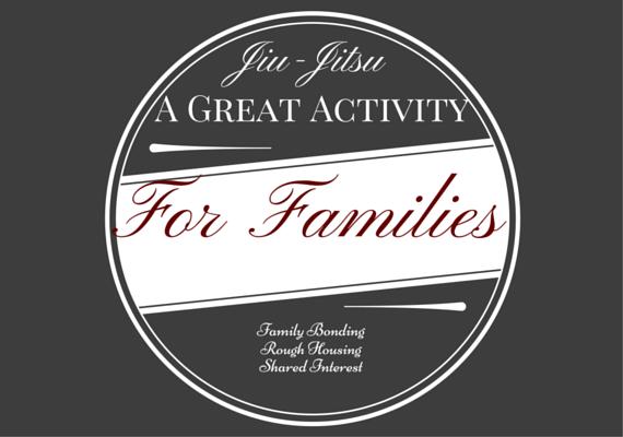 bjj for families