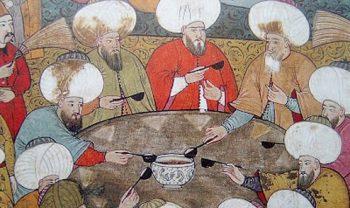 Türkçe yemek duası