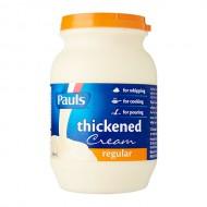 thickened cream 190x190 - White Chocolate Ganache